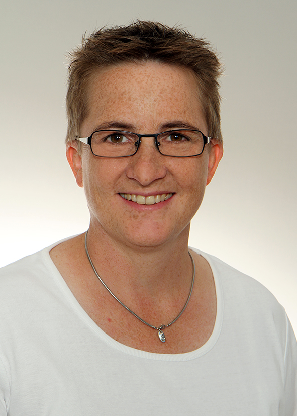 Frau Pascale Gautschi w.b.